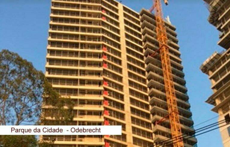 Parque da Cidade - Odebrecht