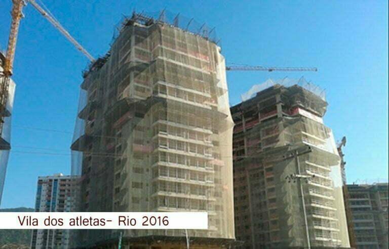 Vila dos atletas - Rio 2016
