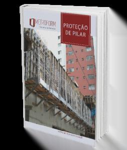 Mockup Proteção Pilar